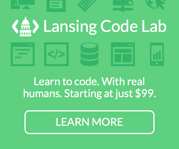 Learn to Code at the Lansing Code Lab